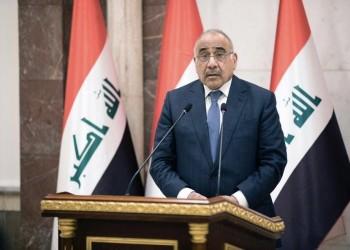 عبد المهدي: الحكومة لن تتراجع عن قرار إخراج القوات الأجنبية