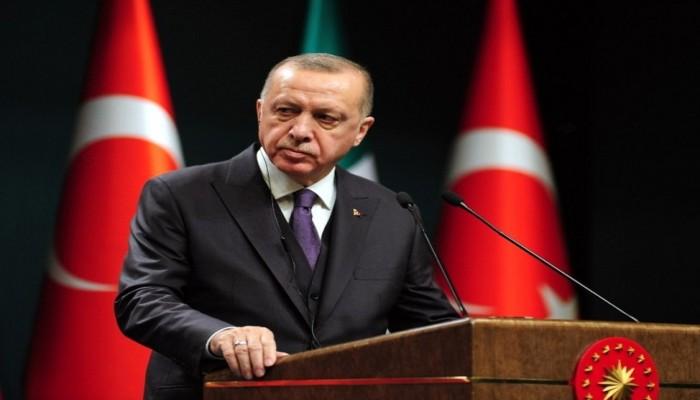 متوعدا بتلقينه درسا.. أردوغان: حفتر فر من موسكو دون توقيع الهدنة