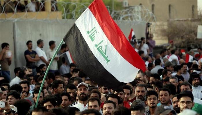 اضطرابات في البصرة العراقية احتجاجا على اغتيال ناشطين