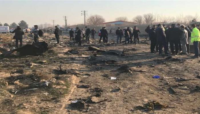 رئيس وزراء كندا: تصاعد التوتر بالمنطقة وراء حادث الطائرة الأوكرانية