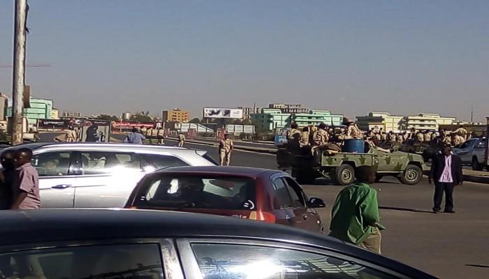 """الجيش السوداني يعلن السيطرة على """"تمرد"""" بالخرطوم"""