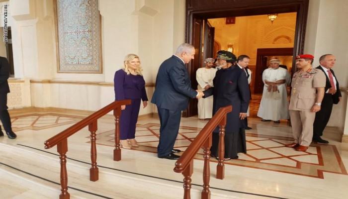 إسرائيل تقدم تعازيها في وفاة قابوس
