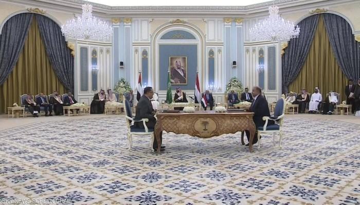 اليمن.. بدء تطبيق المرحلة الثانية من اتفاق الرياض بين هادي والجنوبي