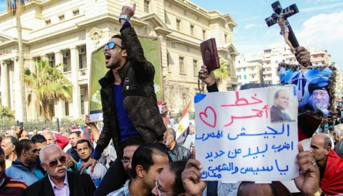 بلاد العرب عن تفضيل الطبقات الوسطى للسلطوية