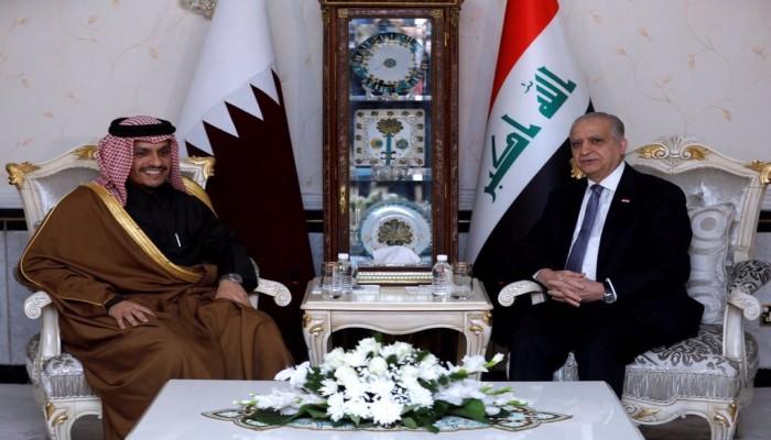 وزير الخارجية القطري في العراق.. وبغداد: زيارة استراتيجية