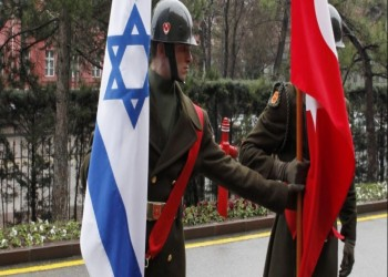 جيش الاحتلال الإسرائيلي يضيف تركيا إلى قائمة التهديدات