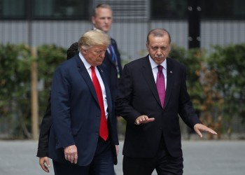 أردوغان وترامب يبحثان هاتفيا تطورات الأزمة الليبية