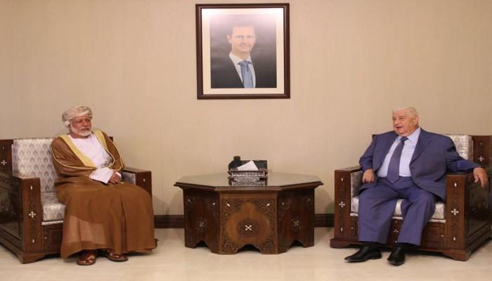 عمان تجدد دعمها لنظام الأسد