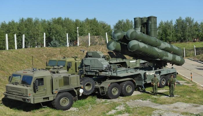 تركيا تعلن تفعيل إس-400 الروسية أبريل المقبل