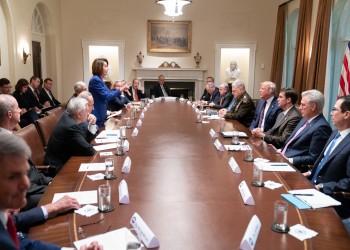 رسميا.. النواب الأمريكي يحيل اتهامات ترامب إلى الشيوخ لمحاكمته (فيديو)