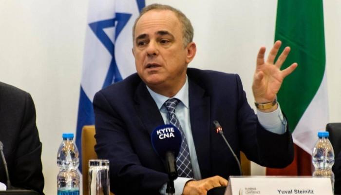 إسرائيل: بدأنا محادثات تصدير الغاز للسلطة الفلسطينية