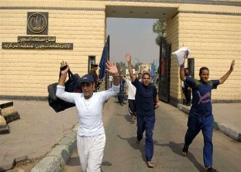 مصر.. الإفراج  عن 439 سجينا بعفو رئاسي وشرطي