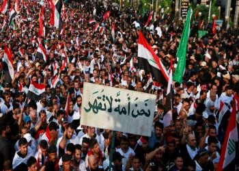 قيادي بالحشد الشعبي يدعو لمليونية مضادة لاحتجاجات العراق