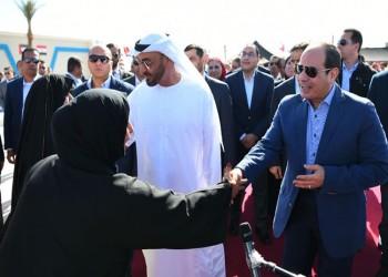 السيسي وبن زايد يفتتحان مهرجان شرم الشيخ التراثي (صور)