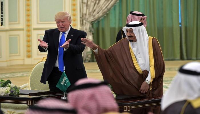 السعودية تدفع 500 مليون دولار تكاليف وجود القوات الأمريكية