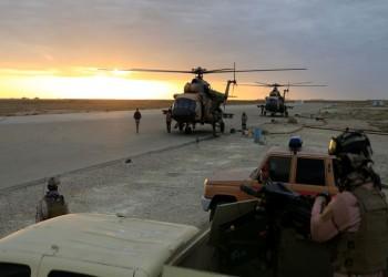 الجيش الأمريكي: إصابة 11 جنديا في هجوم إيران الصاروخي بالعراق