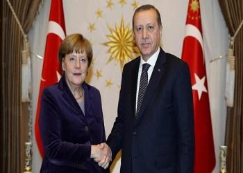 ميركل تزور تركيا الجمعة لإجراء مباحثات مع أردوغان