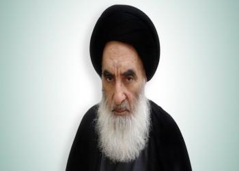 أمريكا وإيران تهنئان السيستاني بنجاح عمليته الجراحية