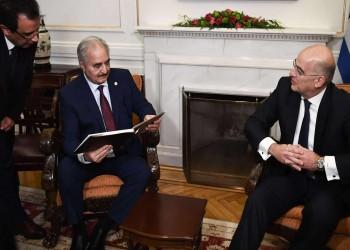 اليونان تطالب مؤتمر برلين بعدم الاعتراف باتفاقية أردوغان والسراج