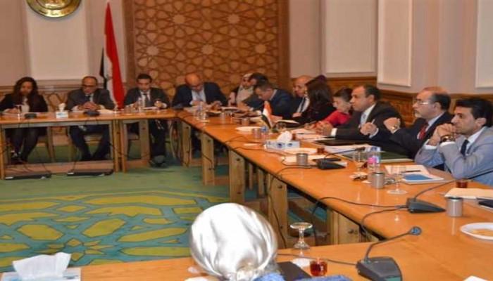 مصر تبحث مع بريطانيا اتفاق شراكة بعد تنفيذ البريكست