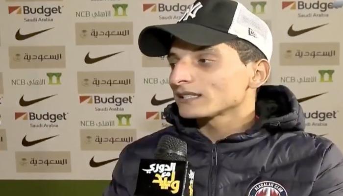 نائب رئيس نادي أبها السعودي يهين لاعبا مصريا: وداعا للطعمية