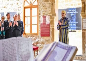 احتفاء إسرائيلي بملك المغرب لمشاركته في افتتاح متحف يهودي