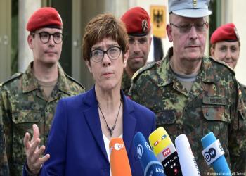 ألمانيا ترفض إرسال جنود إلى ليبيا قبل إقرار هدنة دائمة