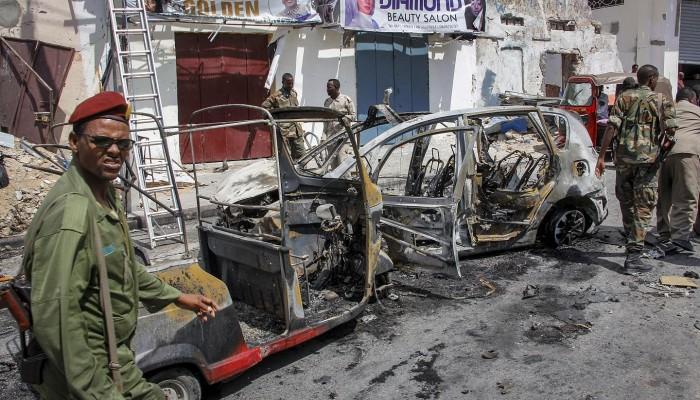 تركيا تجدد دعمها للصومال في مكافحة الإرهاب.. وقطر تدين التفجير