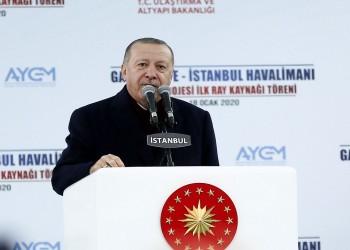 أردوغان يوقع قانونا لإنشاء مركز تحكيم للتعاون الإسلامي في تركيا