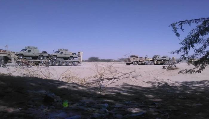 قوة عسكرية سعودية تصل إلى عدن اليمنية