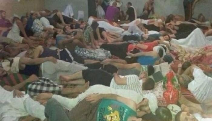 تسجيل لاستغاثات معتقلين مصريين لإنقاذ حياة زميلهم: واحد بيموت