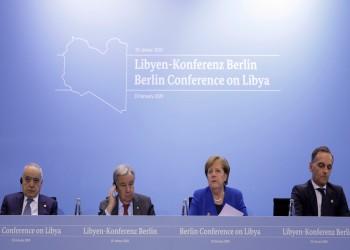 مؤتمر برلين يشدد على عدم التدخل وحظر توريد الأسلحة إلى ليبيا