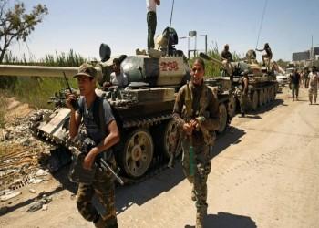 ليبيا.. قوات حفتر تخرق الهدنة في عدة محاور والوفاق تتصدى