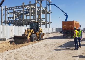 بدء أعمال بناء جناح إسرائيل في إكسبو دبي 2020