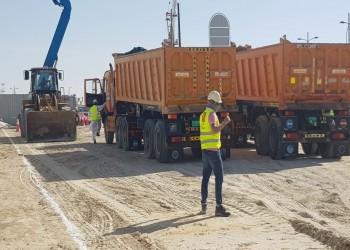 """حماس تنتقد بدء بناء جناج إسرائيل بـ""""إكسبو دبي"""": تطبيع مرفوض"""