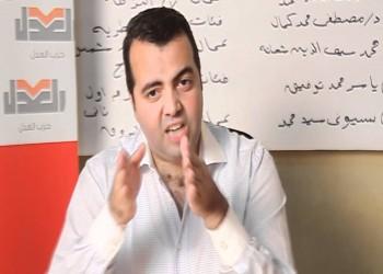 محكمة مصرية تلزم الحكومة بالكشف عن مكان مصطفى النجار
