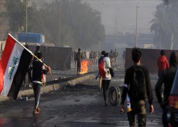 اللحظات الأخيرة لمصور عراقي قتل برصاص الأمن.. نزف حتى الموت