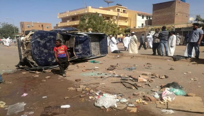 قتلى وجرحي في انفجار قنبلة بحفل زواج في الخرطوم