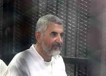 السيسي يصدق على المؤبد للقيادي الإخواني حسن مالك وآخرين