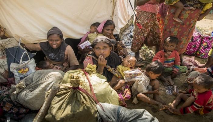 لجنة بورمية: عسكريون ارتكبوا جرائم حرب لا إبادة بحق الروهينجا