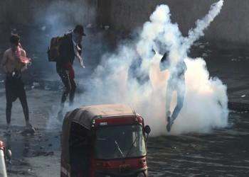 مقتل متظاهر عراقي برصاص قوات الأمن في كربلاء