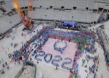 فيفا وقطر يقدمان أول استراتيجية مشتركة لاستدامة مونديال 2022