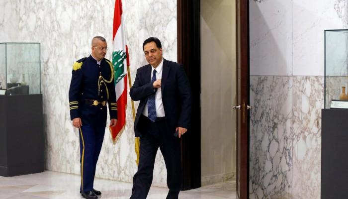 بعد مخاض عسير.. لبنان يعلن حكومة جديدة بدون حزب الحريري