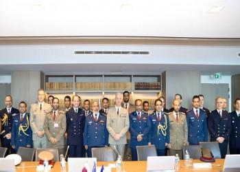 مباحثات عسكرية عليا بين قطر وفرنسا في باريس