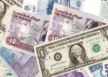 عن تراجع الدولار في مصر