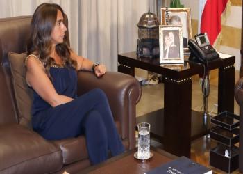 من هي اللبنانية زينة عكر أول وزيرة دفاع عربية؟
