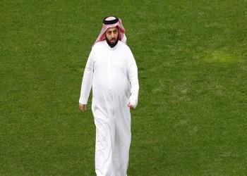 تركي آل الشيخ يطالب النادي الأهلي المصري بحسم استقالته