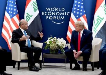 صالح وترامب يبحثان مستقبل القوات الأمريكية في العراق