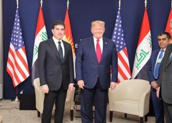 ترامب: سعيد بلقاء بارزاني وعلاقتنا بكردستان العراق جيدة