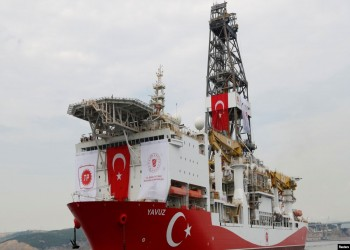 قبرص تتهم تركيا بسرقة بيانات تخص التتنقيب شرق المتوسط
